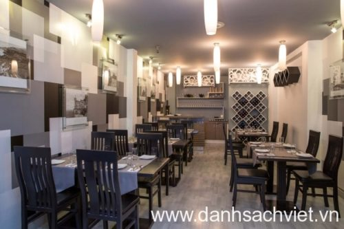 La Bettola Restaurant, restaurant district 1, nhà hàng La Bettola, nhà hàng Ý